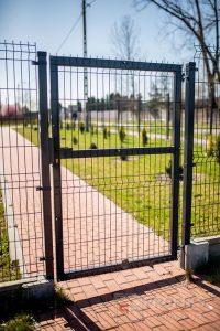 Ogrodzenie panelowe furtka panelowa panele ogrodzeniowe Radom producent ogrodzeń Zwoleń Kozienice